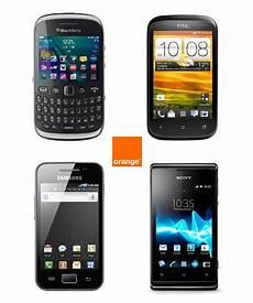 Quel Smartphone Choisir Avec Un Forfait Mobile Orange