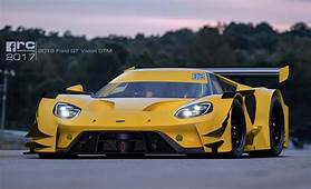 A Ford GT For DTM Racing We Approve  Carscoops