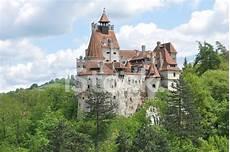 Dracula S Bran Castle In Season Stock Photos