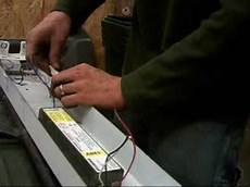 220240 wiring diagram dannychesnut how to install flourescent light ballast