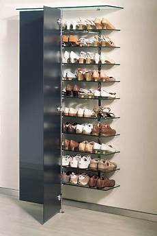 Elegantes Schuh Wandregal Mit Glast 252 Ren Lifestyle