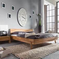 Schlafzimmer Bett 200x200 by Bett Eidsberg 180x200 In Wildeiche Massiv Ge 246 Lt In 2019