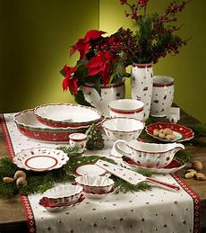 tis the season for dinnerware from villeroy boch