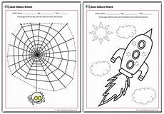shapes pattern worksheets for grade 1 1234 tracing pictures worksheets aussie childcare network