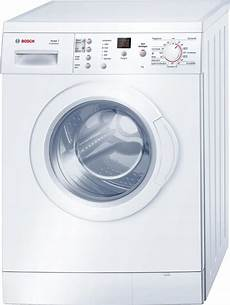 waschmaschinen bosch bosch wae283eco serie 4 waschmaschine frontlader a