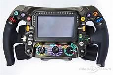 Revealed How Mercedes F1 Steering Wheel Works