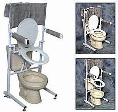 Bathroom Adaptive Equipment by Power Toilet Aid Toilet Seat Lift Accessible Bathrooms