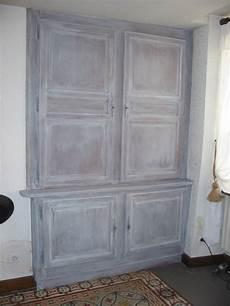 Peinture Cérusé Blanc Meuble Patine Tendance Peinture Et Patine