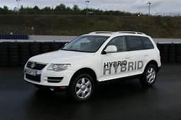 Cars XXX 2010 Volkswagen Touareg Hybrid New