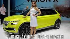 2018 Skoda Vision X Der Neue Skoda Polar Infos Fakten