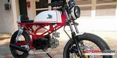 Supra Modif Klasik by 5 Motor Modifikasi Beraliran Klasik Berita Otomotif