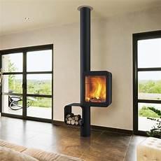poele à bois contemporain po 234 le 224 bois 224 gaz contemporain en acier grappus