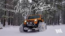 merry christmas jeep images merry jeepin christmas from wayalife youtube
