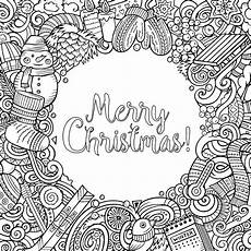 merry doodles with text