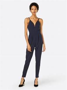 wal g casual jumpsuit in blau bei about you bestellen