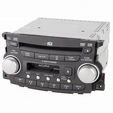 2005 acura tl radio 2005 acura tl radio or player radio with face code 1tb2 for without navigation oem