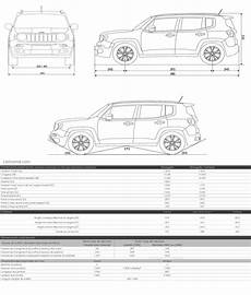 jeep renegade dimensions jeep renegade dimensions auto jeep renegade and jeeps