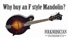 Why You Should Buy An F Style Mandolin Vs An A Style