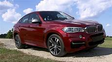 2015 Bmw X6 M50d Road Demo