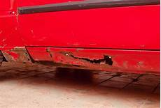 Auto Rost Entfernen - car rust repair auto rust removal b k collision
