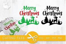 merry christmas svg png eps dxf cut file by prettycuttables thehungryjpeg com