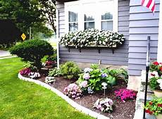 best 25 easy flower bed ideas to make front yard more beautiful freshouz com