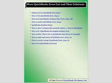 quickbooks error 12 0