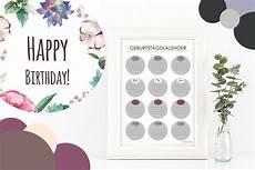 Www Malvorlagen Bilder De Geburtstagskalender Der Geburtstagskalender Zum Ausdrucken Free Printable