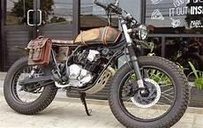 Biaya Modifikasi Scorpio Scrambler by Modifikasi Motor Yamaha Scorpio Scrambler