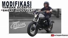 Modifikasi Scorpio Japstyle by Modifikasi Japstyle Yamaha Scorpio