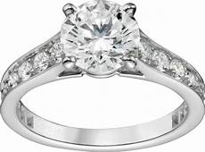 crn4164600 engagement ring platinum diamonds cartier