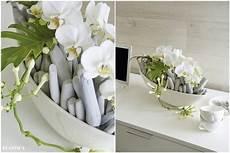 orchideen deko ideen schalen deko ideen