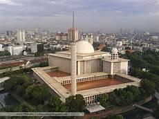 Sejarah Bangunan Masjid Raya Istiqlal Asal Usul Dan Sejarah