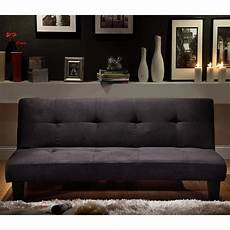 mini futon homesullivan black futon 40922f367w 3a the home depot