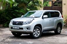 Toyota Land Cruiser Prado Car Technical Data Car