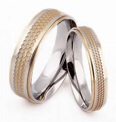 couples promise ring gold silver 316l stainless steel wedding band comfort fit ebay
