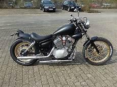 virago 125 250 xv yamaha v custom bike from beginning