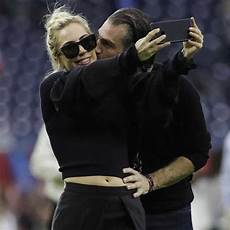 Gaga Christian Carino - gaga engaged with boyfriend stock news usa