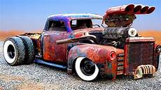 craziest and powerful cars trucks detroit diesel custom hot rods and rat rods youtube