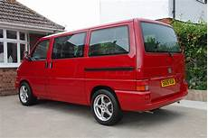 Vw T4 Caravelle Technical Details History Photos On