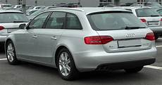 Audi A4 B8 Avant - file audi a4 b8 avant 2 0 tdi rear 20100725 jpg