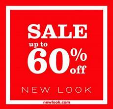 up to 60 at new look cannon park