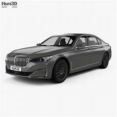 bmw 7er forum bmw 7 series l 2019 3d model vehicles on hum3d