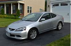 purchase used 2005 acura rsx silver coupe 2 door 2 0l