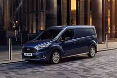 Ford Transit Connect And Transit Courier 2018 Facelift
