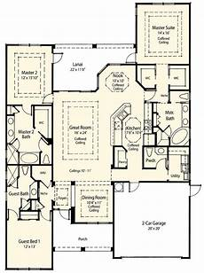 house plans with dual master suites 44 best images about dual master suites house plans on