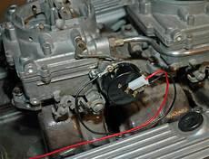 edelbrock 1406 electric choke wiring