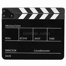 Director Clapperboard by Director Clap Clapper Clapperboard Board Tv