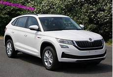 2019 Skoda Kodiaq Gt Coupe Suv Looks But Not