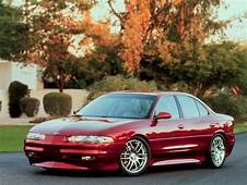 Oldsmobile Intrigue OSV 2000  Pictures Information & Specs